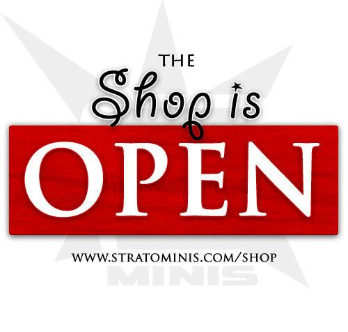 Strato Minis Shop